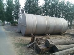 150立方储罐 施工
