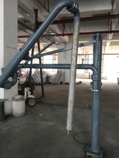 AL1402顶部装车鹤管及配套三步梯