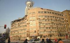 上海建科院 灾后检测与评估