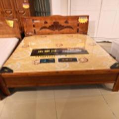 1.2米椿木床