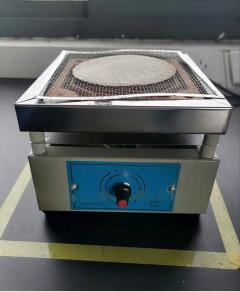可调电炉;石棉网