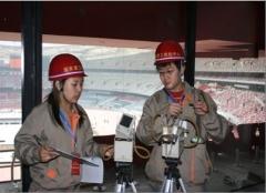 中国建科院 室内空气检测