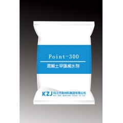 科之杰 混凝土外加剂 Point-300混凝土早强减水剂