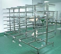 灭菌篮筐架