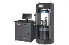 万测HCT系列 E型微机控制油电混合伺服压力试验机