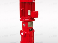 XBD-DLL型消防泵