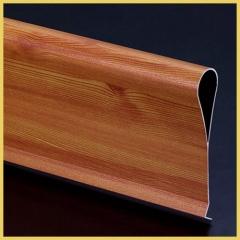 大铝型材滴水挂片(木纹)