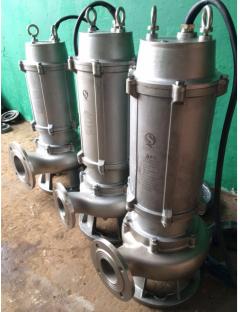 不锈钢耐高温切割排污泵