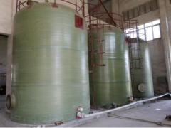 武汉联化60立方聚羧酸母液罐